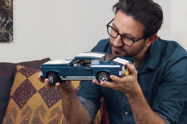 Customizable 10265 Ford Mustang Revealed As Next Lego Creator Expert