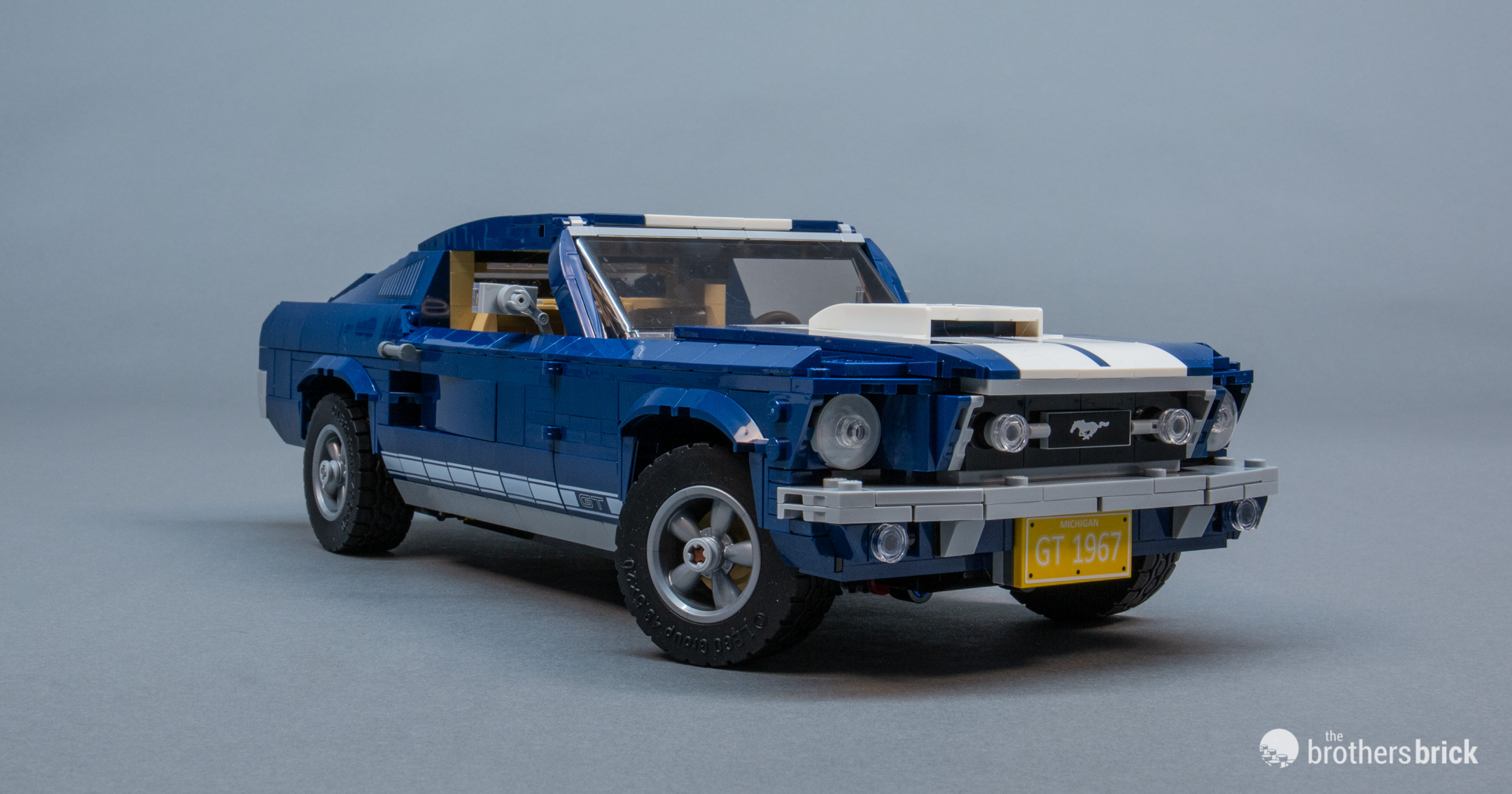 LEGO Ford Mustang Creator Expert 10265 GT 1967 Brand New