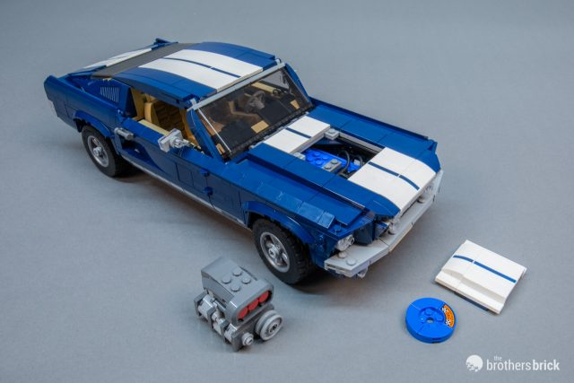 Is The Lego Creator Expert 10265 Ford Mustang The Best Lego Car Yet