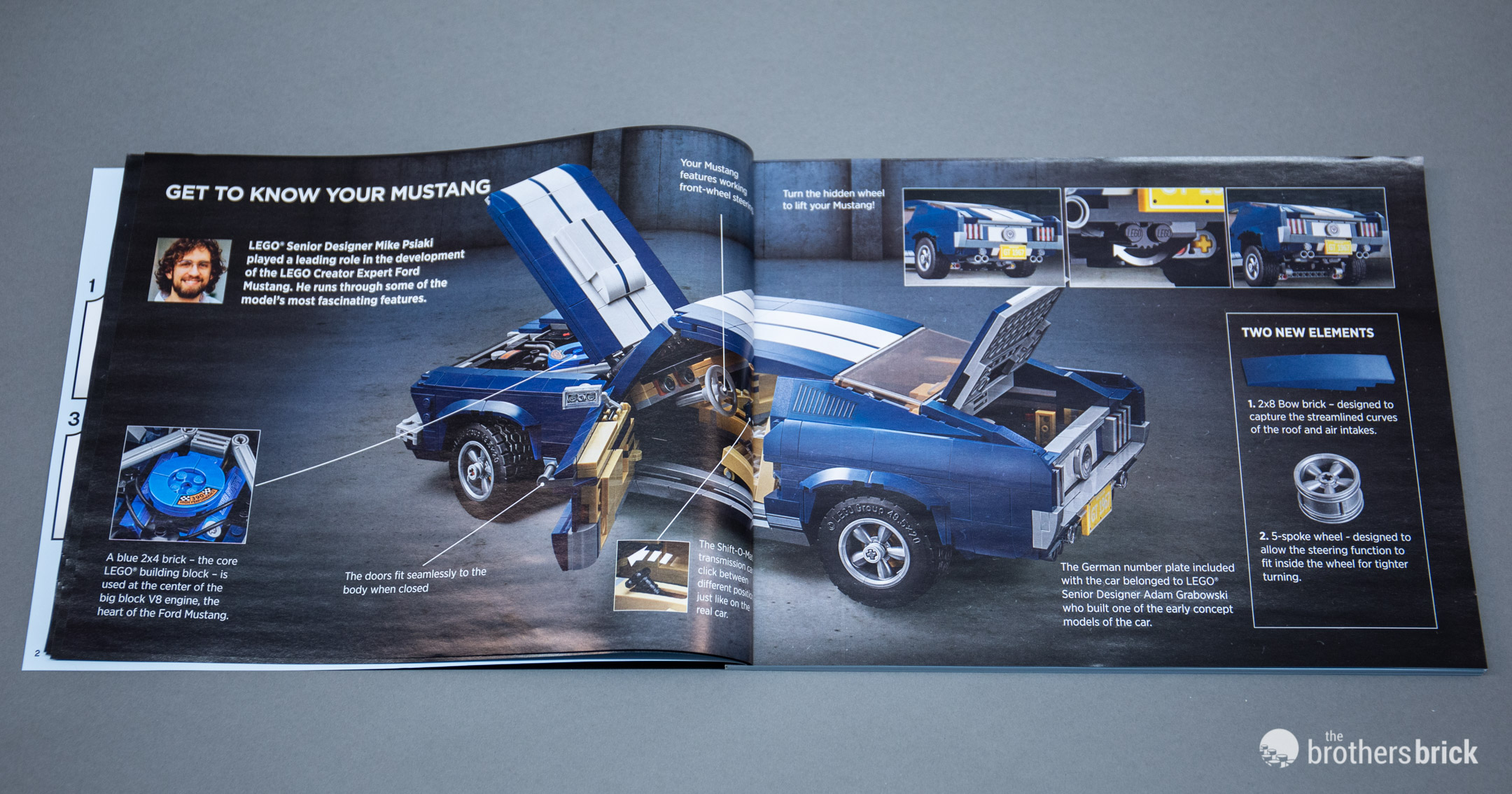 Is the LEGO Creator Expert 10265 Ford Mustang the best LEGO