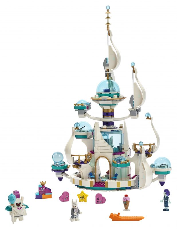 Three New Lego Movie 2 Sets Revealed Including A Space Palace