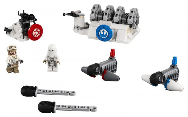 Lego Star Wars Sets From Resistance And More Unveiled At 2019 New