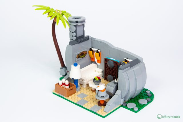 Lego Ideas 21316 The Flintstones Review The Brothers Brick