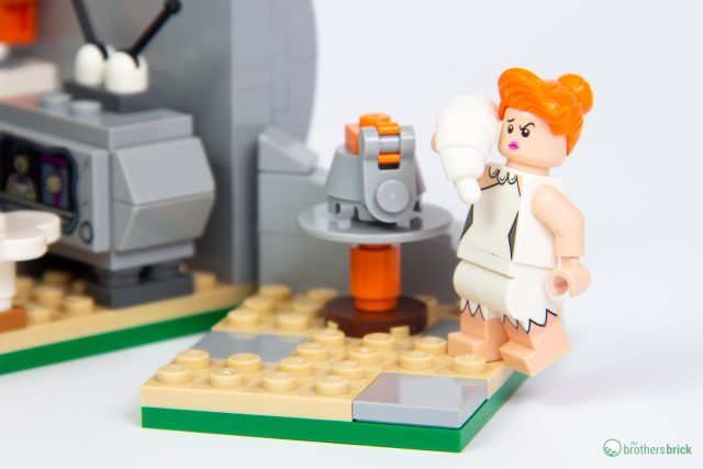 Lego Ideas 21316 The Flintstones Review The Brothers Brick The