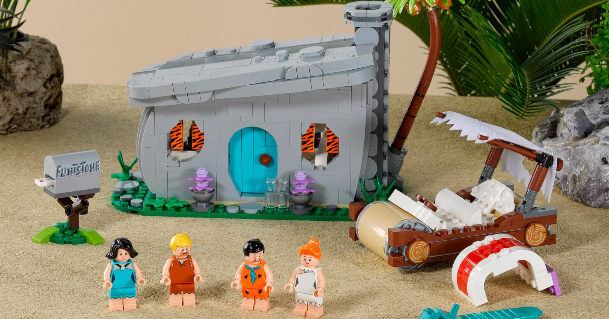 LEGO Ideas 21316 The Flintstones now available for VIPs