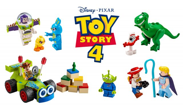 Lego Toy Story 4 Sets Unveiled At 2019 New York Toy Fair News