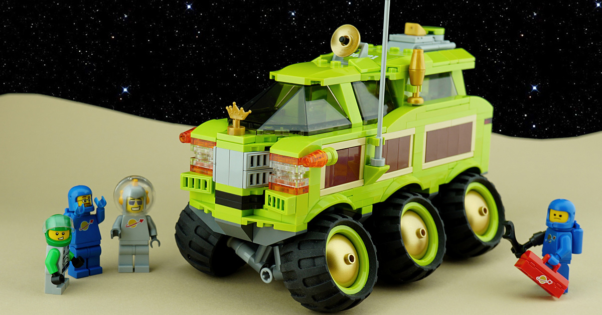 A month of deals at Honest Joe's Used Rovers | The Brothers Brick