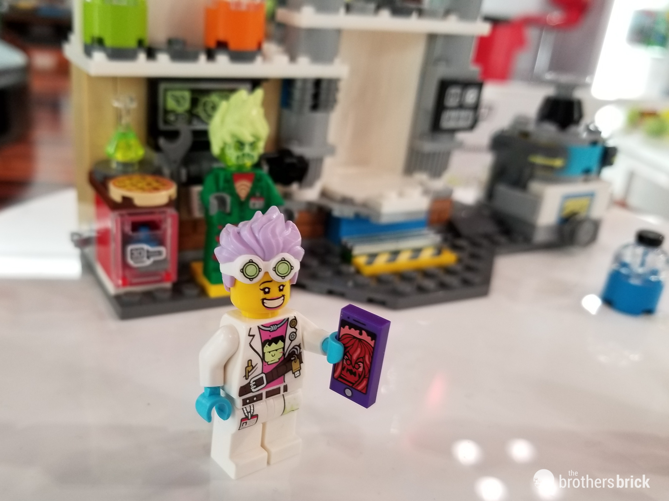 Lego Hidden Side Sets In Person At The 2019 New York Toy Fair News