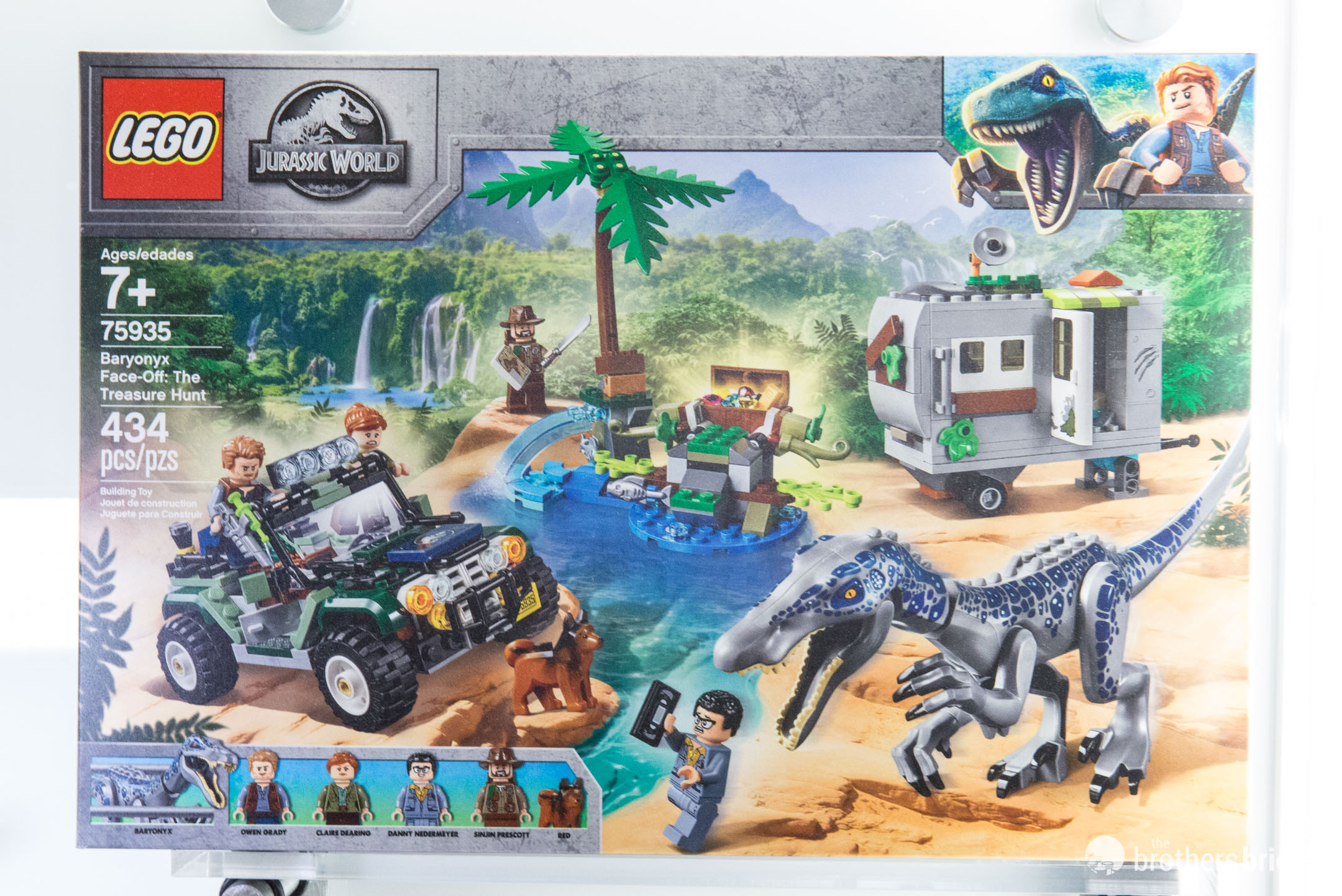 Jurassic Game World 2019 The In dxerBoC
