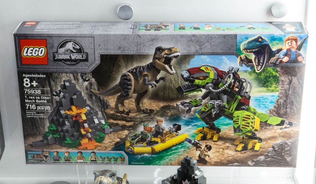 New The World Toy Person Lego Jurassic In At Fair Sets York 2019 kPZTOuXi
