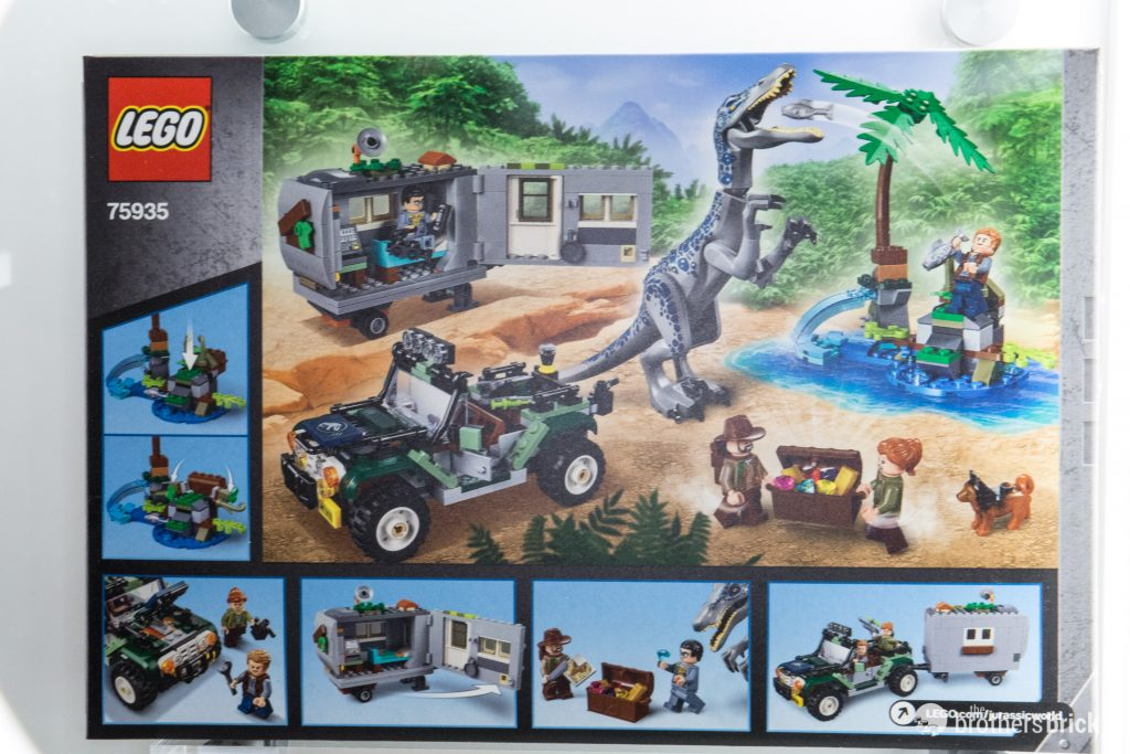 Toy Fair New York 2019 LEGO Jurassic World-2 | The Brothers