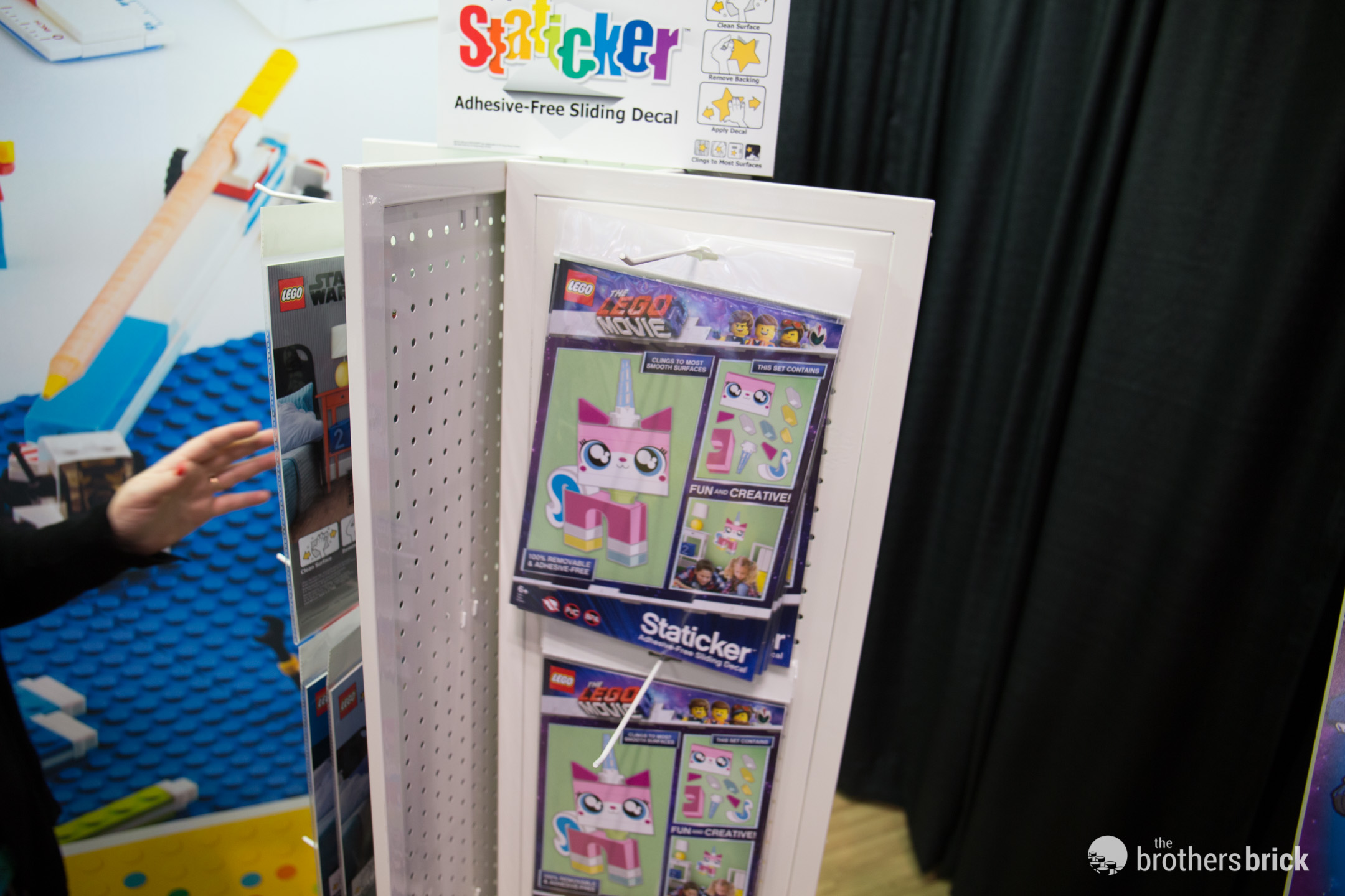 Toy Fair New York 2019 LEGO Merch-54 | The Brothers Brick