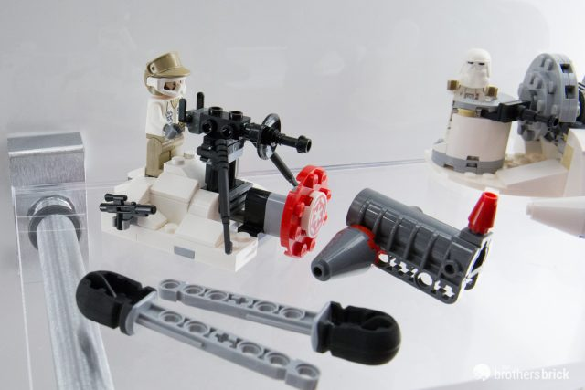 LEGO Star Wars 75239 Laser Cannon