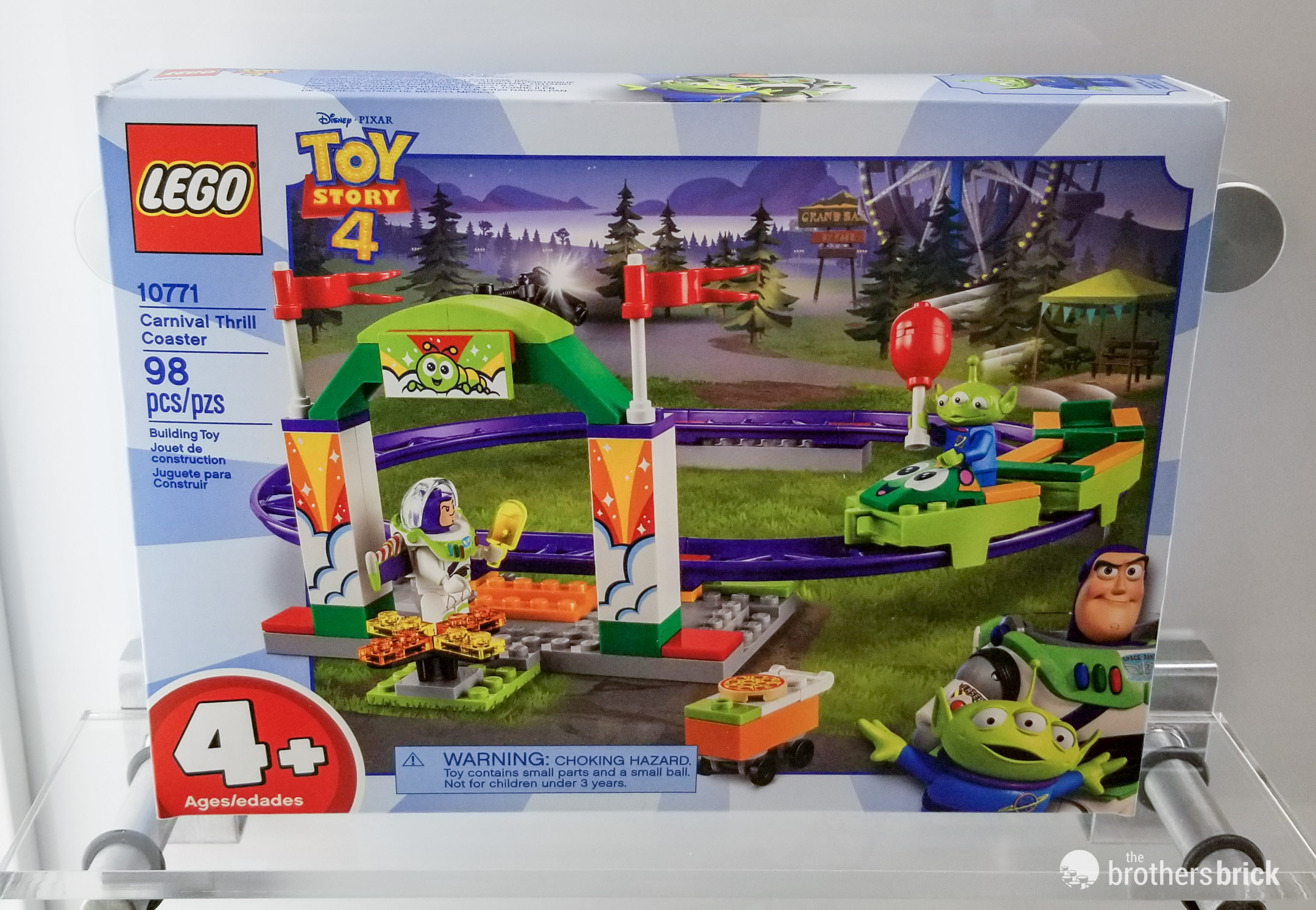 York The 2019 New Toy 4 Sets Fairnews In Person Story At Lego 80wOPXnk