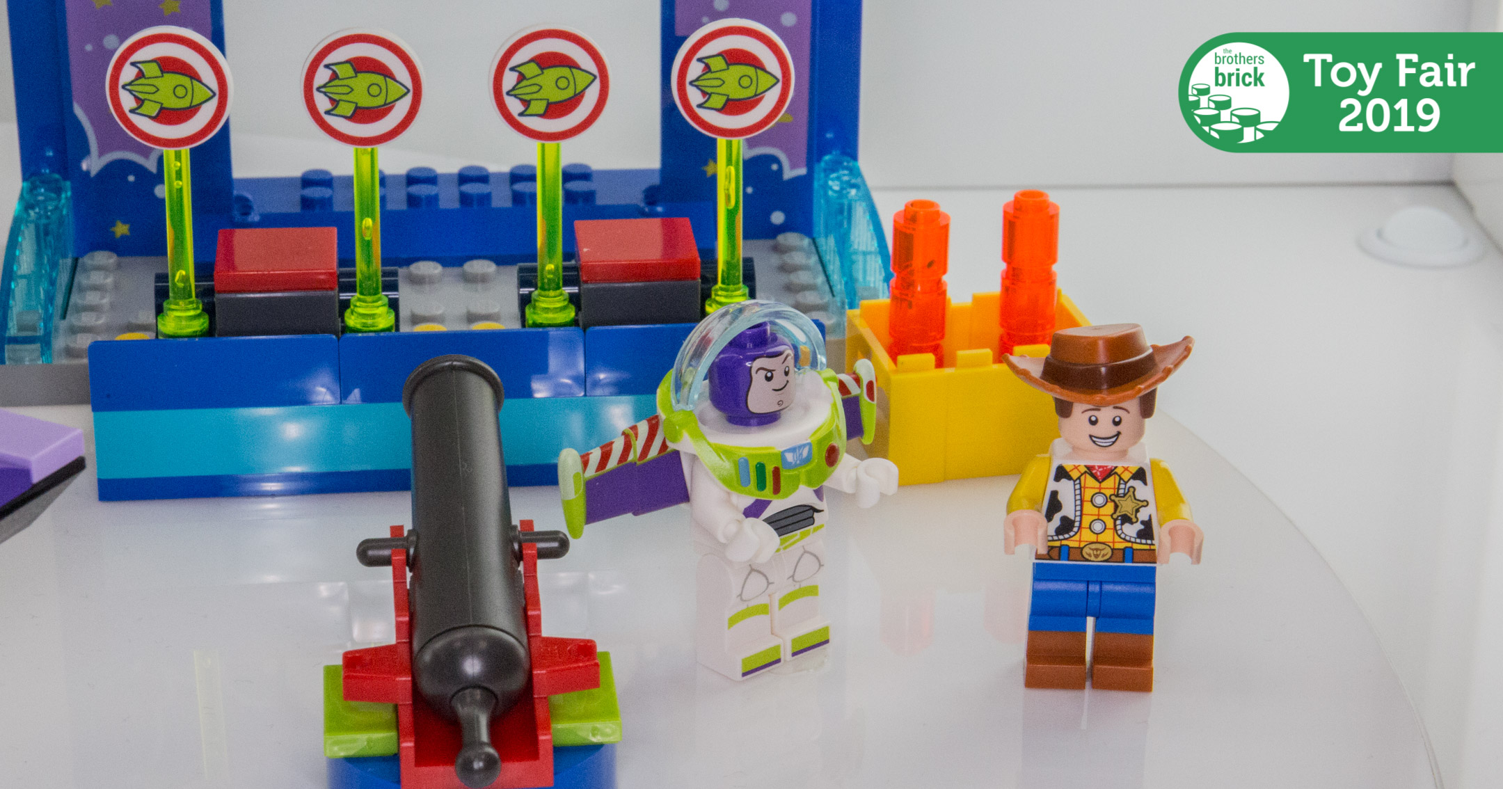 Toy Fair New York 2019 LEGO Toy Story 4 FB-1 | The Brothers Brick | The Brothers Brick