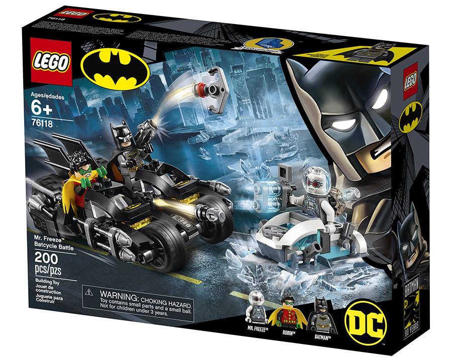 LEGO reveals six new sets to celebrate 80 years of Batman