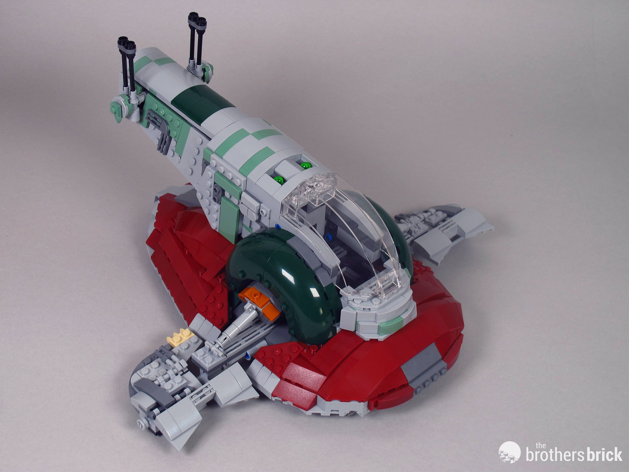 LEGO 75243 Slave I – 20th Anniversary Edition [Review] | The