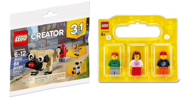 LEGO Gift with Purchase Archives | The Brothers Brick | The Brothers