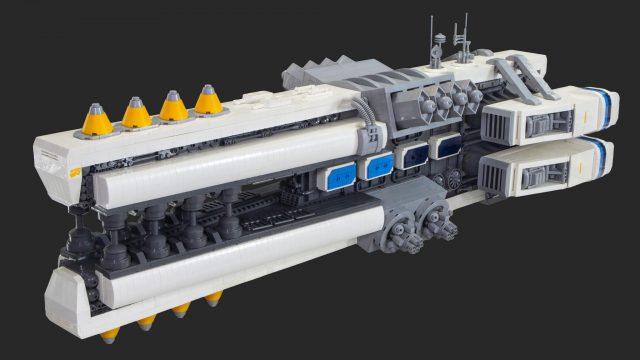 Singularity Engine