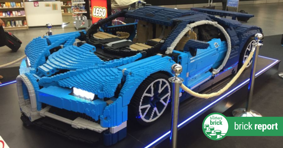 TBB Weekly Brick Report: LEGO news roundup for March 10, 2019 News   The Brothers Brick   The ...