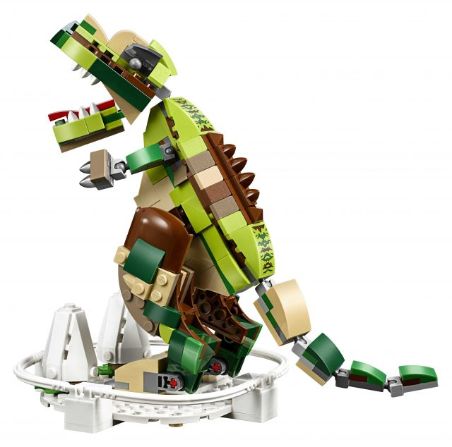New exclusive set 40366 LEGO House Dinosaurs unveiled [News] | The