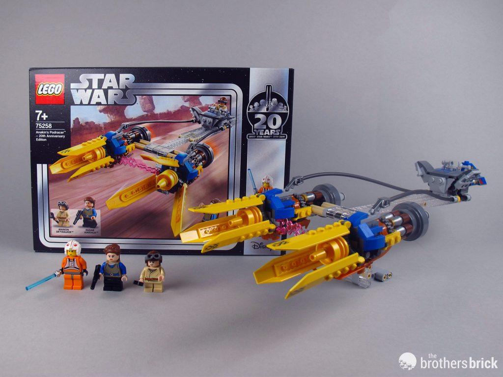 LEGO Star Wars Padme Amidala From Set 75258