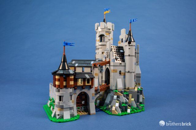 Lego Löwenstein Castle Set From Bricklinks Afol Designer Program