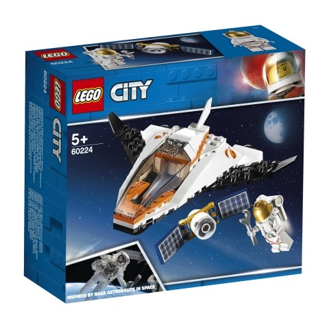 lego city lunar space station amazon - photo #17