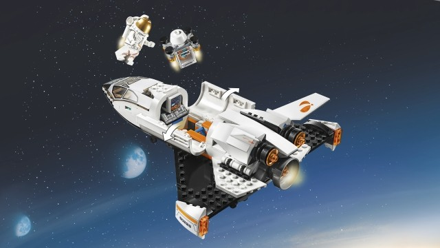 Lego City Space Summer 2019 60226 Mars Research Shuttle 5 The