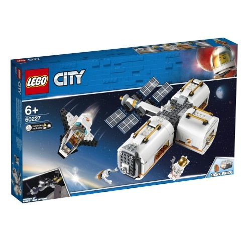 LEGO City is going to outer space with 6 new sets for summer