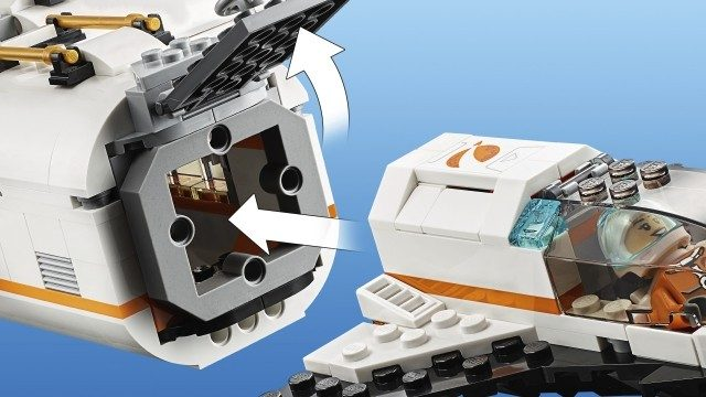 lego city lunar space station amazon - photo #13