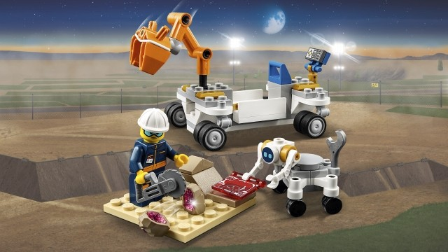 Lego City Space Summer 2019 60228 Space Research Rocket Control