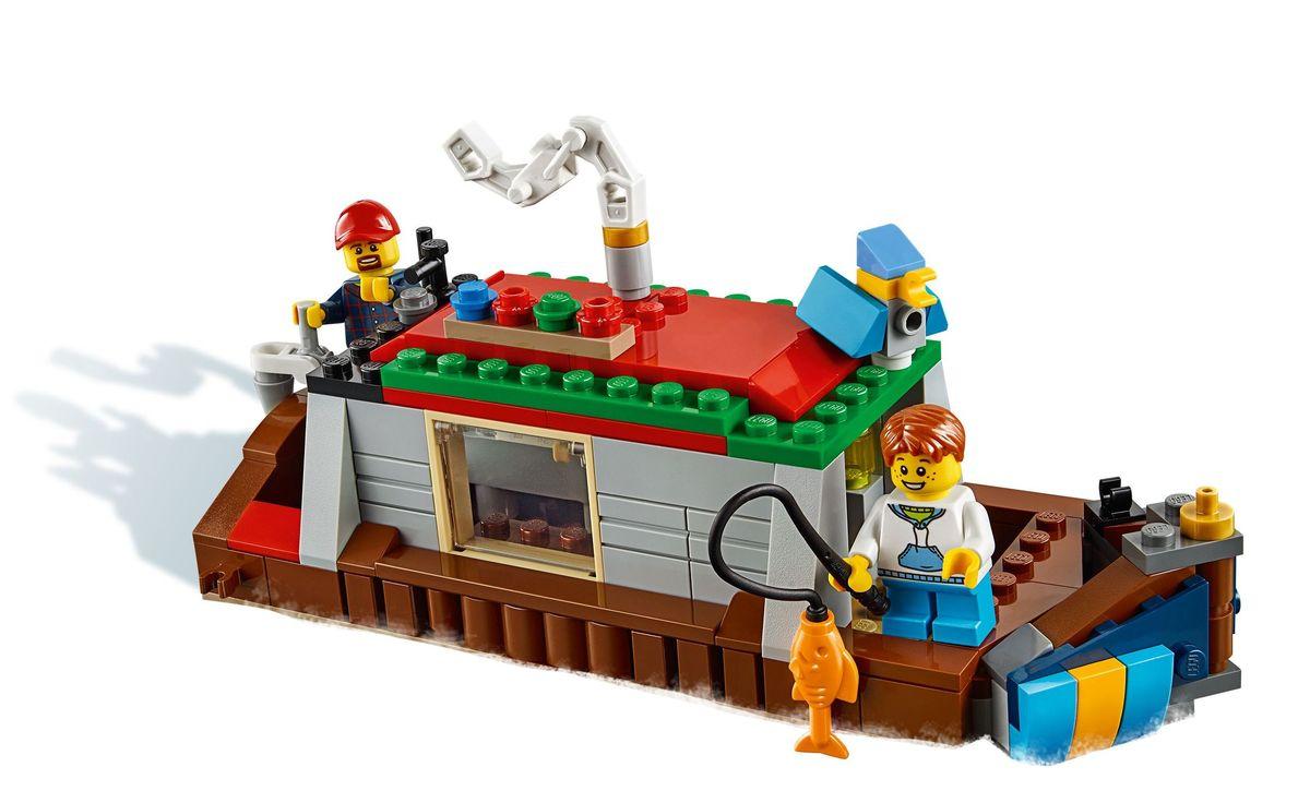 lego creator 31098 wilderness cabin 3 the brothers. Black Bedroom Furniture Sets. Home Design Ideas