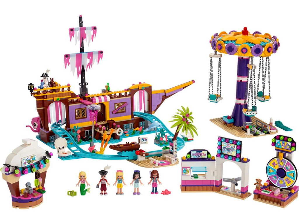 LEGO Friends Summer 2019 wave revealed with 8 sets ...