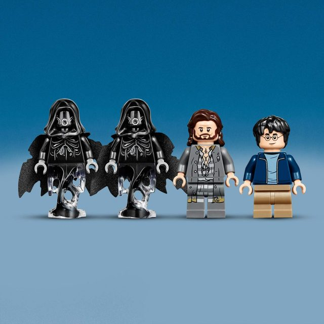LEGO HARRY POTTER ADVENT CALENDAR MINIFIGURE PROFESSOR FLITWICK /& WAND SET 75964