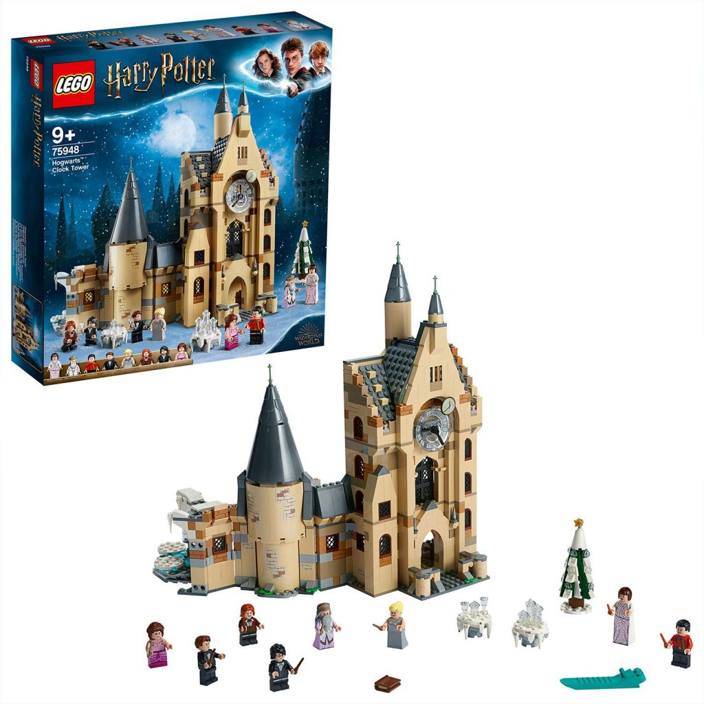 Six Lego Harry Potter Sets Officially Revealed Including