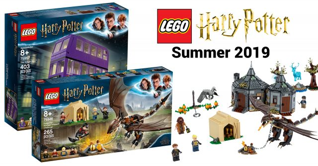 Six Knight Bus Harry Sets Officially Potter Lego Revealed Including DH9WIYE2