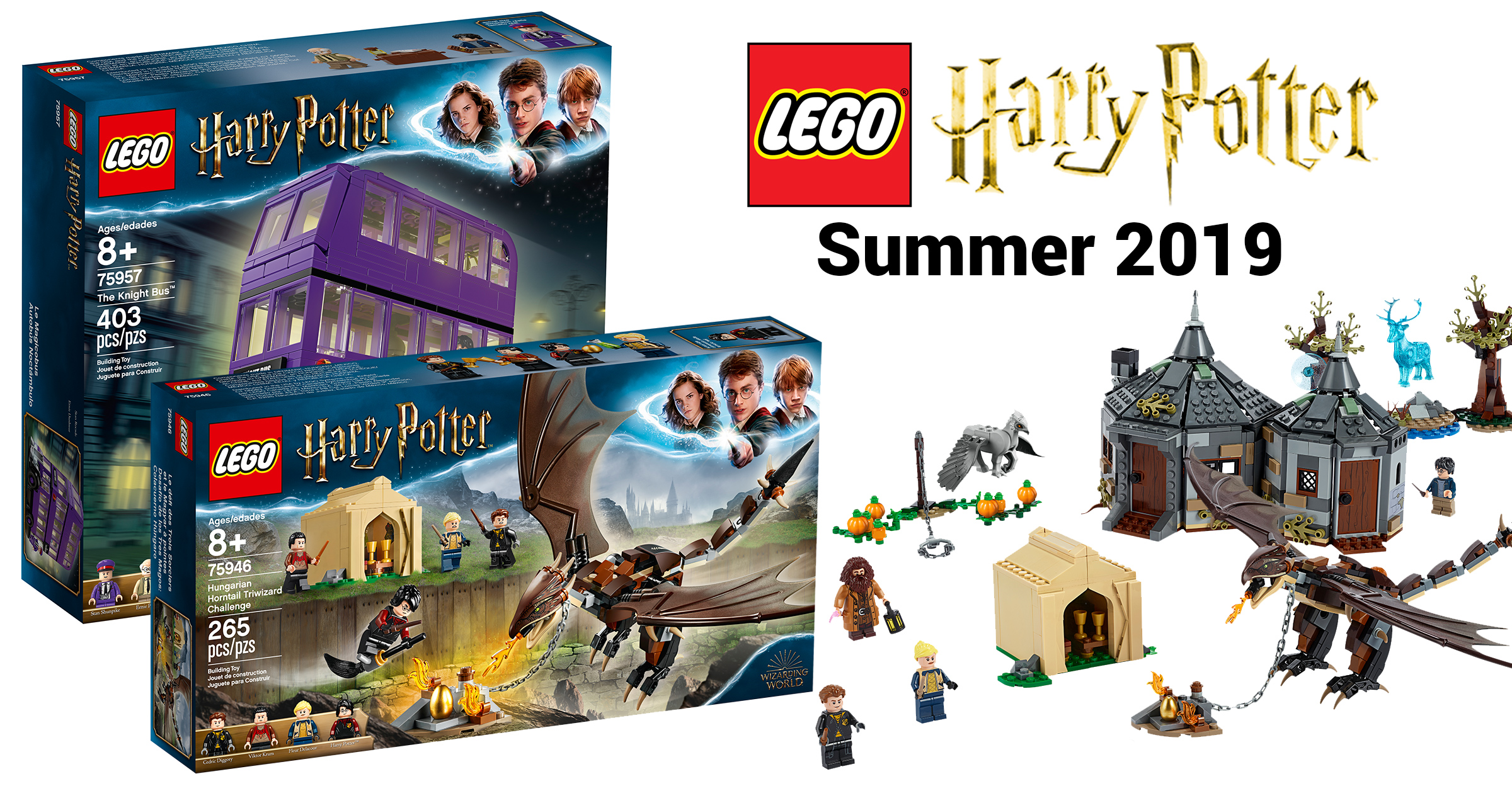 Summer Cover 2019 Harry 2The Brothers Brick Lego Potter BoeCdx