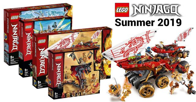 LEGO Ninjago Archives | The Brothers Brick | The Brothers Brick