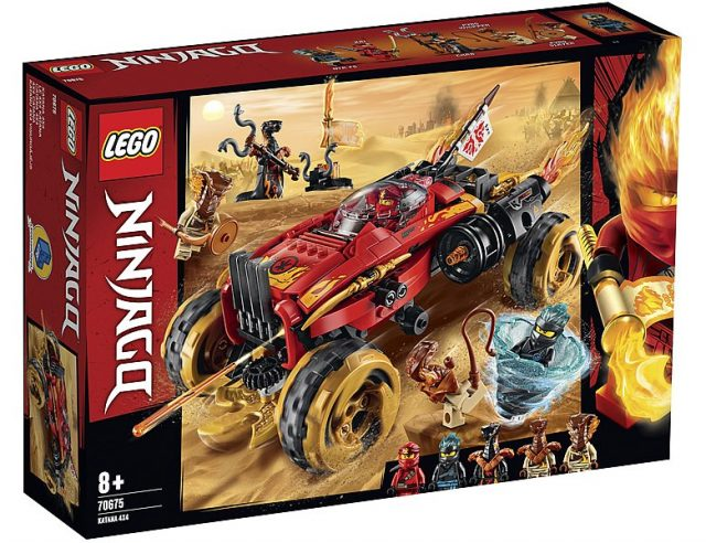Lego Ninjago Summer 2019 Wave Revealed With 12 Sets News The