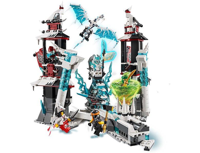 LEGO Ninjago Summer 2019 70678 Castle of the Forsaken ...