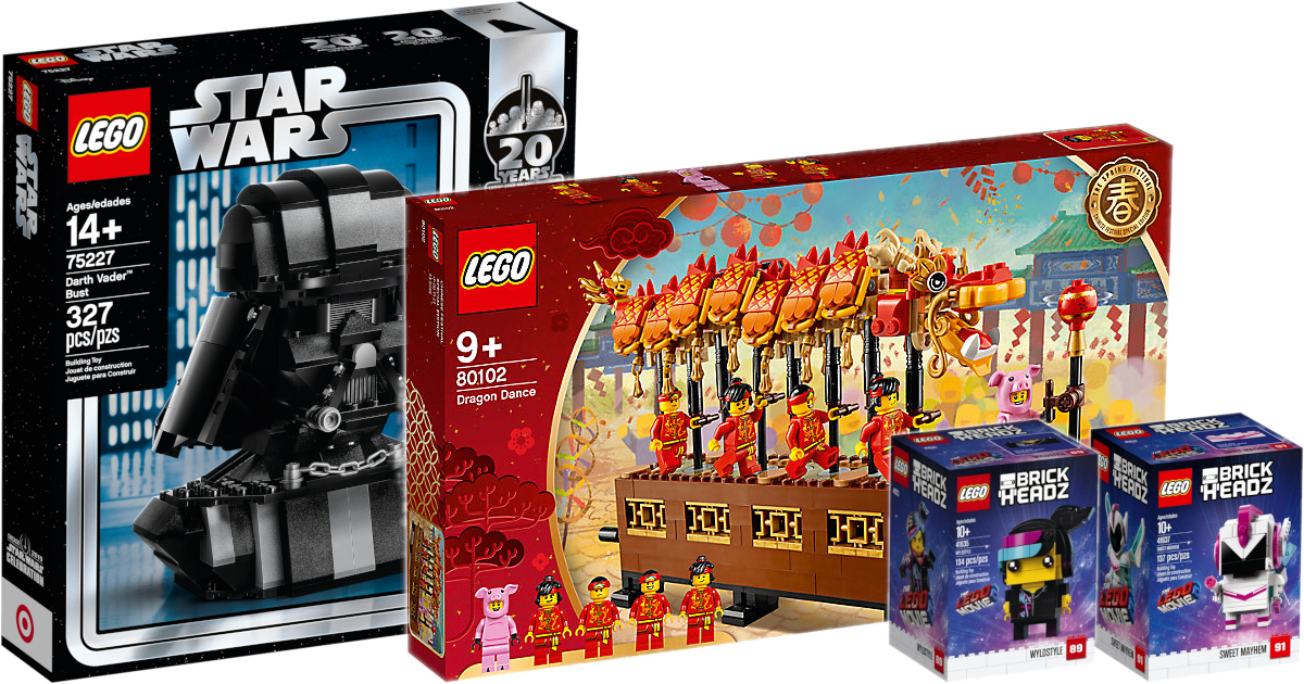 LEGO will make regional exclusive sets available worldwide starting next month [News] | The Brothers Brick