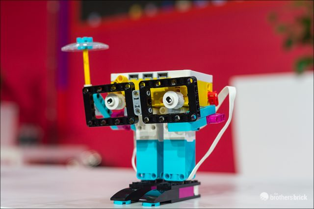 Hands on with LEGO SPIKE Prime at Moscow International