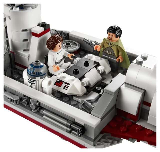 Lego Star Wars Returns To A New Hope With 1700 Piece 75244 Tantive