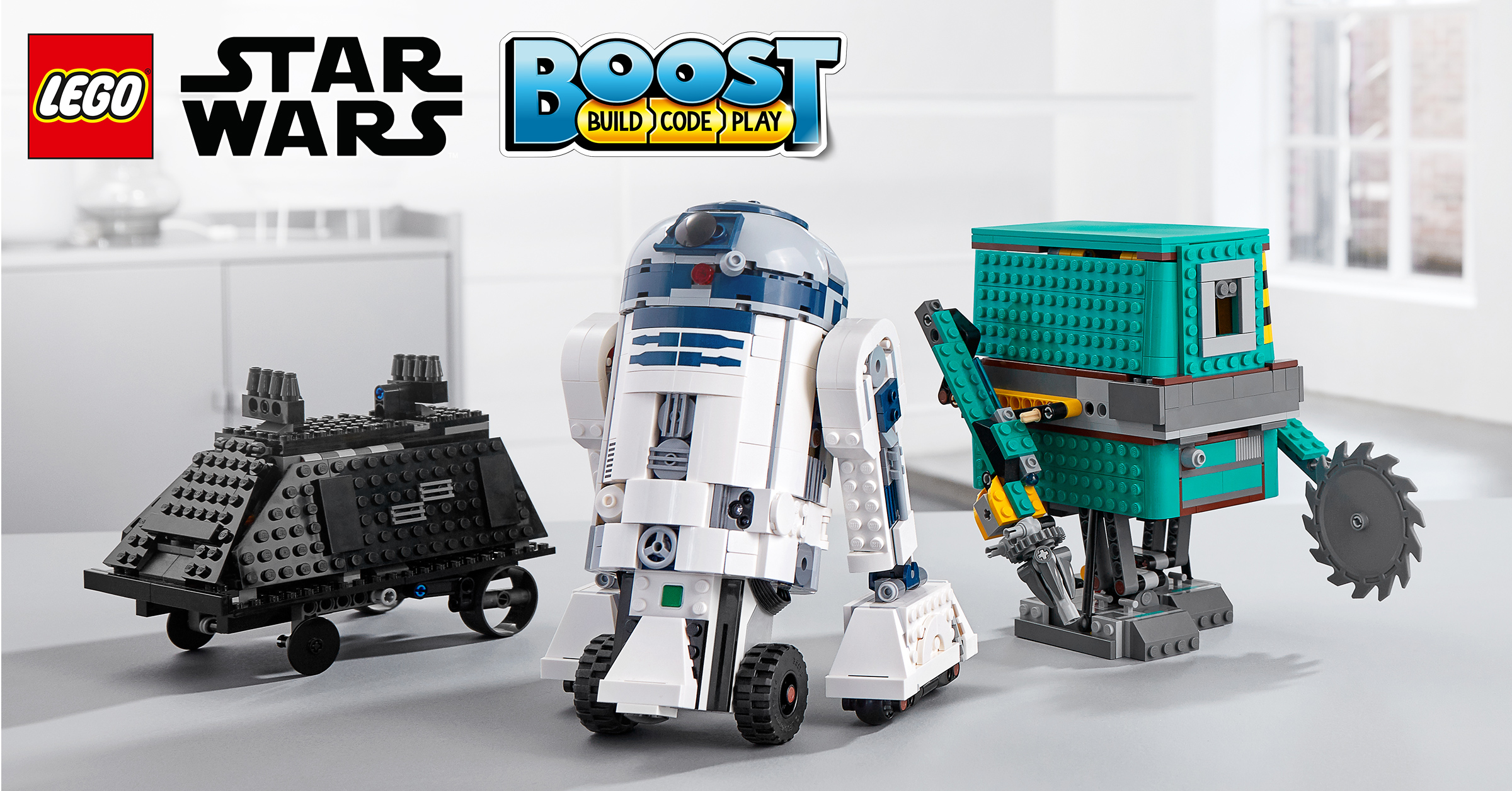 Lego Star Wars Boost Droid Commandor Cover The Brothers Brick