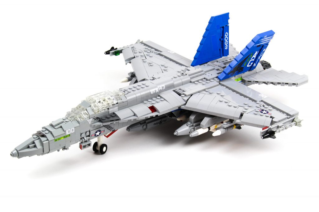 LEGO Super Hornet will give you a buzz | The Brothers Brick