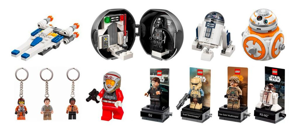What S In The Box Lego 5005704 Star Wars Mystery Box Review The Brothers Brick The Brothers Brick