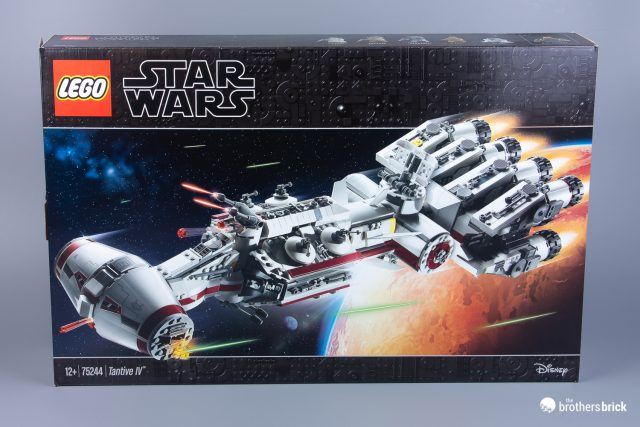 LEGO Star Wars 75244 Tantive IV [Review] | The Brothers