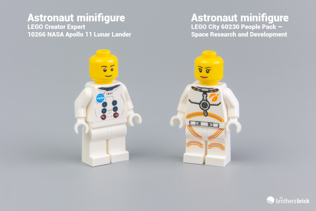 LEGO City 60230 People Pack - Space Research And Development [Review