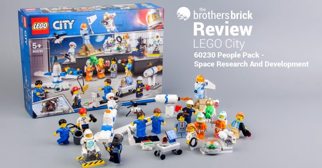 LEGO People Pack Archives | The Brothers Brick | The Brothers Brick